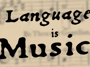 Picture Language is Music